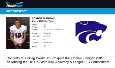 connor flanigan kstate 2014 competition winner
