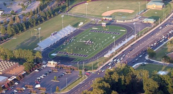 christian brothers hs football field