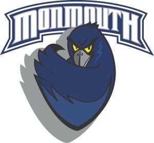 monmouth football logo